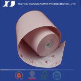 Papier thermosensible de la vente 80mm*80mm de roulis chaud de papier thermosensible de l'usine en Chine