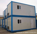 Het gemakkelijke Stabiele Huis van de Container van de Structuur van het Staal Opearation Modulaire