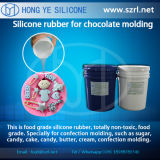 MSDSのChocolate Molds MakingのためのFDA Liquid Silicone Rubber