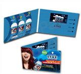 Scheda promozionale del USB video con stampa personalizzata