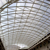 Het gemakkelijke Licht van het Dak van het Polycarbonaat van de Weerstand van de Vlam van de Installatie voor Installatie
