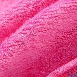 自然なタケ極度の吸収性の毛の乾燥タオル