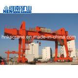 75 Tonnen-Schienenmetro-Aufbau-Doppelt-Träger-Portalkran