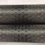Bela olhada Wasp Honeycomb Hexágono 3K de fibra de carbono