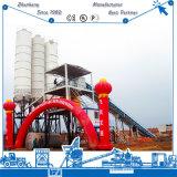Prijs Hzs120 van de fabriek bevestigde Concrete het Groeperen Installatie met Lage Kosten