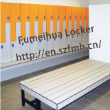 Fumeihua電子デジタルの安全な沈殿物のロッカー