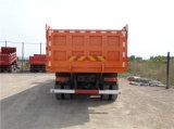 중국 트럭 Beiben 또는 판매를 위한 북쪽 벤츠 8X4 덤프 팁 주는 사람 트럭