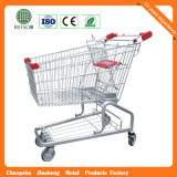 Supermarket Use (JS-TGE06)를 위한 금속 Shopping Trolley Cart