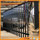 La barra de láminas de acero guarnición Redfern valla