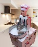 Robô de Aço Inoxidável completa moedor de carne com marcação CE
