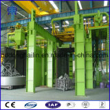 Macchina di granigliatura della piattaforma girevole della Tabella rotativa della macchina di granigliatura