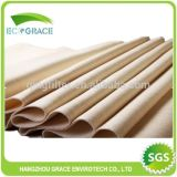 Resistência alta temperatura do filtro de mangas de coleta de pó acrílico