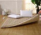 Poliester al por mayor 100% del hotel que llena los primeros del colchón del espesor de los 6cm