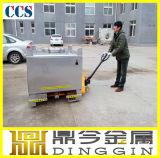 De 1000 litres conteneur médical en acier inoxydable