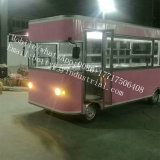 Sell ChurrosへのコーヒーFood Trailer、Fast Food KioskまたはStreet Vending Carts/マルチPurpose Mobile Fast Kiosk Cart