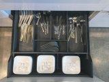 2017 Blumのアクセサリが付いている熱い現代ヨーロッパ様式のラッカー食器棚