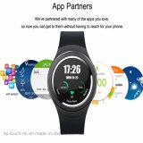 3G GPS Bluetooth Slim Horloge met de Monitor van het Tarief van het Hart X3