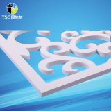 Folha da espuma do PVC da alta qualidade para cinzelar