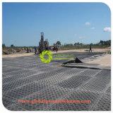 Сверхмощная пластичная рогожка для предохранения от места производства работ и стабилности оборудования буровой вышки