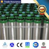 高圧ISO7866標準継ぎ目が無い1Lアルミニウムガスポンプ