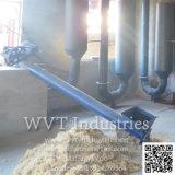 Les copeaux de bois de copeaux de sciure de bois de palette de bloc pieds fabricant machine à fabriquer des blocs de ligne de production