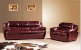 居間Sofa Furnitureのための現代Leather Sofa Bed