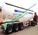 Трейлер топливозаправщика цемента тавра 45m3 Cty1550 Китая известный