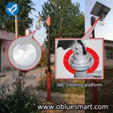 1500-1800lm outdoor solarly LED Street guards Lighting with Motion sensor
