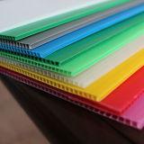 лист пластмассы 2mm-12mm рифленный Twinwall PP