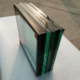 ガラス極度の薄く5mm+9A+5mmの高い透過強くされた二重パネル