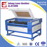 Laser-Gravierfräsmaschine-Maschinen für die Herstellung von Kleidung CO2 LaserEngraver