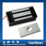 Poder para bloquear Fail-Safe 60kg/100lbs fechadura de porta corrediça para armário frigorífico Windows