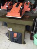 Machine de découpe Clicker à pression de cuir Atom Swing Arm (VS922)