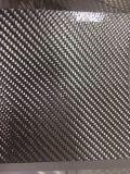 tessuto della fibra del carbonio di 0.3mm 3K 240g per le parti del motociclo