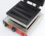 حارّ عمليّة بيع تموين تجهيز مصّاصة كعكة صانع/عصا كعكة صانع /Waffle آلة