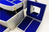 Самомоднейшая модная коробка хранения ювелирных изделий