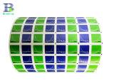 El papel de aluminio para el embalaje del alcohol pastillas de limpieza