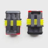 Cable connecteur automatique 965783-1 de capot de fils