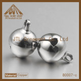 Mode Nice Quality 10mm Aircraft Nickel Plated Jingle Bells