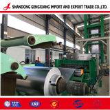 Feuille d'acier galvanisé de haute qualité avec une bonne transformabilité et durabilité