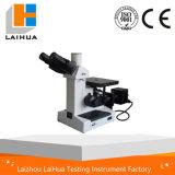 4xc光学機器のTrinocularの顕微鏡、ソフトウェアと逆になるTrinocularの分極されたMetallographic顕微鏡