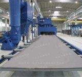 Горячая продажа Q69 серии высокая эффективность горячая продажа стальных профилей дробеструйная очистка машины предварительной обработки линии