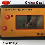 Nt6200携帯用ガンマの放射の計器