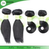 Grandes ofertas buena calidad sin enredos cabello humano.