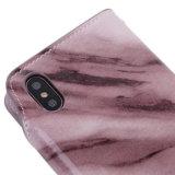 Провод фиолетового цвета кожаные аксессуары для мобильного телефона для бумажника чехол для iPhone X