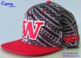 Fabricante del sombrero del casquillo del Snapback de la impresión de la corona