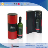 De nieuwe Verpakkende Doos van de Wijn van het Ontwerp (5461)