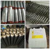 Hochdruckmehrstufenpumpen-Wasser-Pumpe Wechselstrom-220V/50Hz elektrische versenkbare