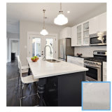Белый/бежевый/хаки камень кварца для тщеты Countertop/ванной комнаты кухни