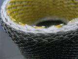 ステンレス鋼の炉のセラミックファイバの絶縁体のための保護層として編まれた金網